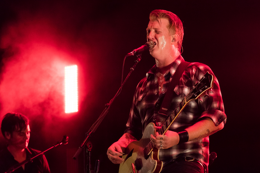Queens of The Stone Age QOTSA Brasil 2018